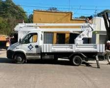 Alquiler De Camiones Con Hidroelevador