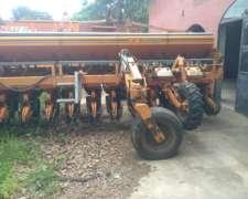 Sembradora Agrometal 13 a 52.5