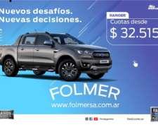 Ford Ranger XLT 0km
