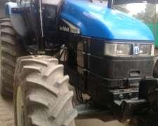 Vendo New Holland TS 100