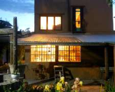 Vendo Hermosa Casa de Campo en Manzanarespilar,bs.as