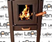 Lepen Calefactores- Calefaccion A Leña