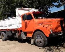 Scania 111 y Acoplado Solaybrusa