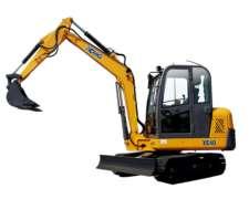 Excavadora Modelo XE40 Marca Xcmg