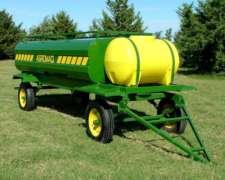 Acoplado Tanque Cisterna de 3000 Lts. Combinado Agromaq