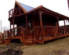 Fabrica De Cabañas De Madera Y Viviendas