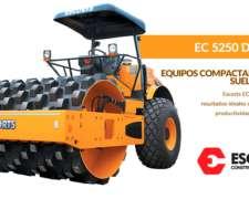 Equipos Compactadores De Suelo Escorts Ec 5250