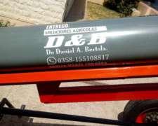 Chimangos Hidraulico 7 Mts X 160 Mm