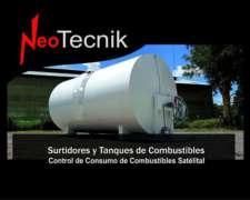 Tanque de Combustible para el Agro + Kit de Carga