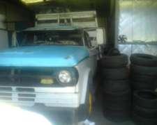 Vendo Camión Dodge DP 600 Mecánica Pesada
