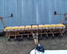 Sembradora Agrometal 9 a 52cm