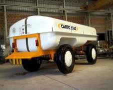 Acoplado Cafito 6.500 Linea Amarilla