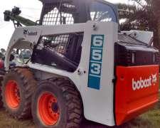 Alquiler de Minicargadora Bobcat