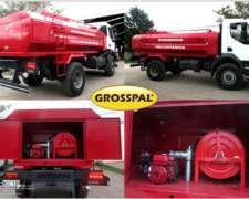 Equipo Anti Incendios - Grosspal