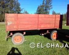 Acoplado Rural 3 Tn Rodado 650-16.