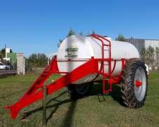 Acoplado Tanque Lechero Rotor 3.800 Litros