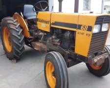 Tractor, Valmet 68, Viñatero, Tres Puntos