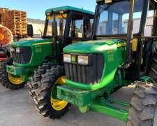 Tractor John Deere 5075 e (cabinado)