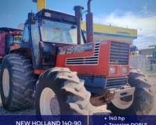New Holland 140-90 Doble Traccion