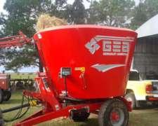 Mixer Vertical Gea 11m3 (hasta 4000 Kg S/ Dieta)