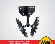 Barre Rastrojo Fijo John Deere/ Bertini
