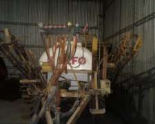 Pulverizador de Arrastre de 3000 Lts. Sefo