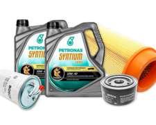 Kit Filtros + Aceite Syntium Chevrolet S 10 2.8 TDI 4X4