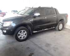 Ford Ranger Limited D/C 4X4 3.2lts año 2013