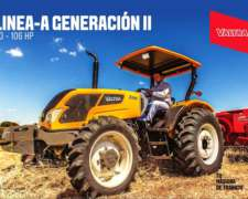 Tractor Valtra Linea A Generacion Ii 850