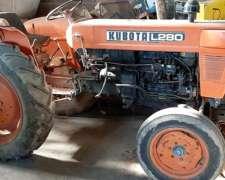 Tractor 45hp Fiat Kubota 3 Puntos