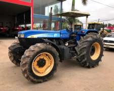 New Holland 8030 con 3 Punto Completo