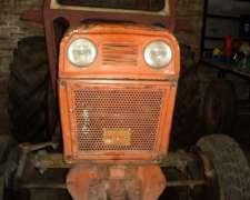 Vendo Tractor Fiat 400e con Acoplado