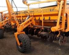 Sembradora Agrometal Tx Mega - 13 A 52 - Doble Fertilización