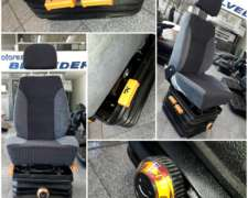 Butaca Asiento M.benz Isri Mercedes Scania Volvo Iveco Ford