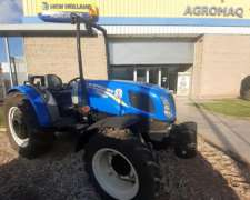 Tractor New Holland Td85f 4wd - 0km