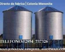 Pagina Oficial Colonia Menonita la Pampa.