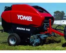 Arrolladora Yomel Magna 940