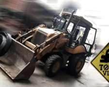Retro Pala Tiangong Wz30-25 Cummins 100hp 4x2 2011 Todo Vial