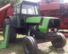 Vendo Deutz AX160 año 1986