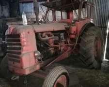 Dos Tractores a Recuperar