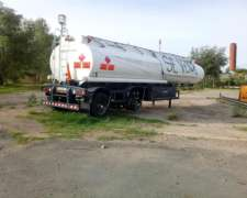 Acoplado Cisterna 33000 Litros 2007
