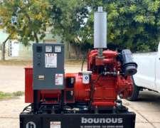 Generador Bounous Cate 15 KVA Full