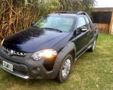 Fiat Strada Adveture 1.6 Full