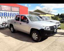Amarok Doble Cabina 2.0 4X2 180hp