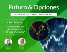 Taller de Futuro y Opciones 50% OFF