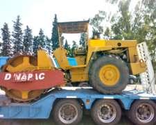 Vibro Compactador Pata De Cabra Dynapac 12 Ton.