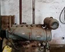 Motor Deutz de 130 HP