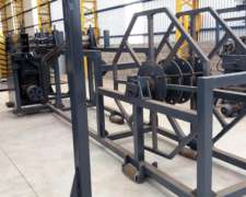 Maquina Sinfinera y Tubera