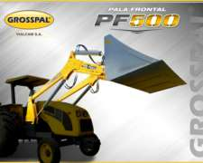 Pala Frontal PF500 Grosspal