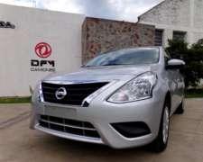 Nissan Versa Sense A/T 1.6 16v Pure Drive 0km My20.
